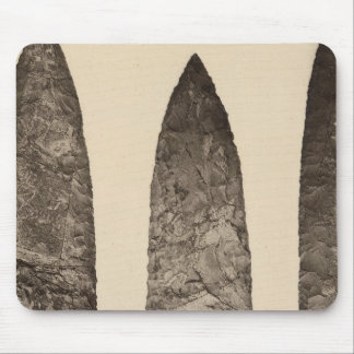 II Stone implements, California Mouse Pad