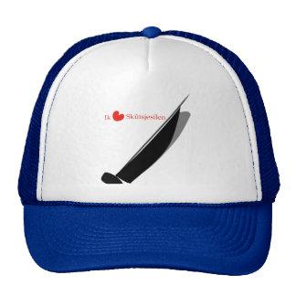 Ik hou van Skutsjesilen. Trucker Hat