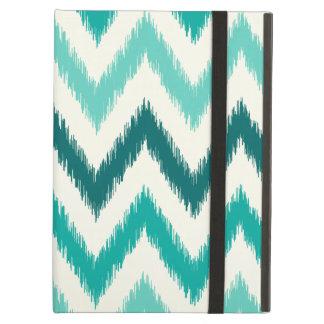 Ikat Chevron Cover For iPad Air