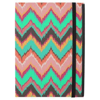 ikat chevron iPad Pro cover