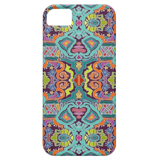 ikat doodle case for the iPhone 5
