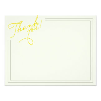 Ikat Note Cards | Thank You | TWWS 11 Cm X 14 Cm Invitation Card