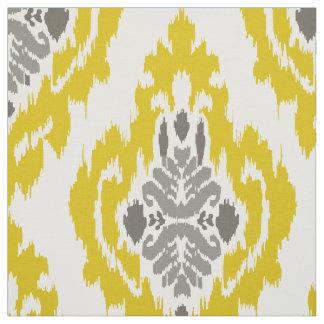 Ikat Pattern Fabric