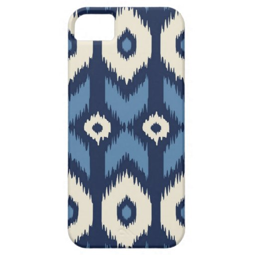 Ikat Pattern iPhone 5 Case