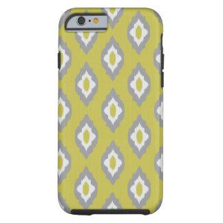 Ikat vintage pattern tough iPhone 6 case