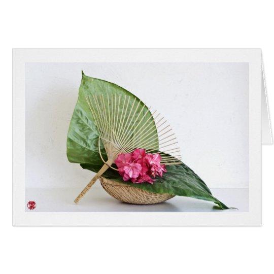 Ikebana-054 Card