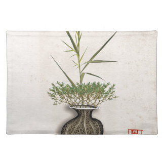 ikebana 10 by tony fernandes placemat