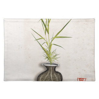 ikebana 11 by tony fernandes placemat