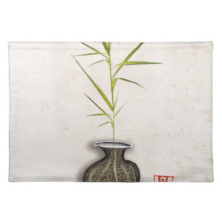 ikebana 12 by tony fernandes placemat