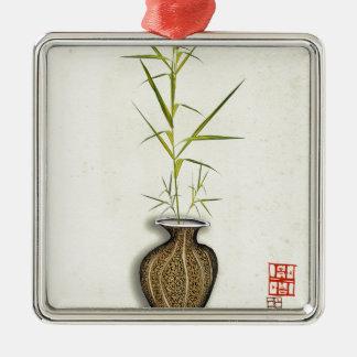 ikebana 19 by tony fernandes christmas ornament