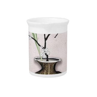 Ikebana 1 by tony fernandes pitcher
