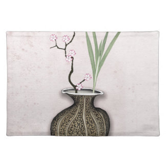 Ikebana 2 by tony fernandes placemat