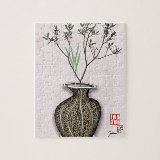 Ikebana 4 by tony fernandes jigsaw puzzle