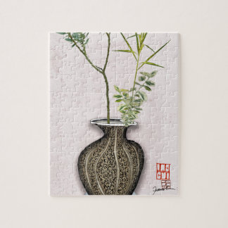 Ikebana 6 by tony fernandes jigsaw puzzle