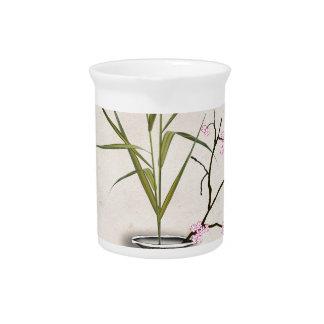 ikebana 7 by tony fernandes pitcher
