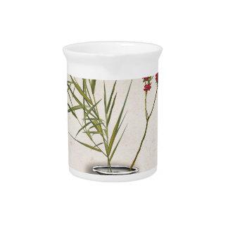 ikebana 8 by tony fernandes pitcher