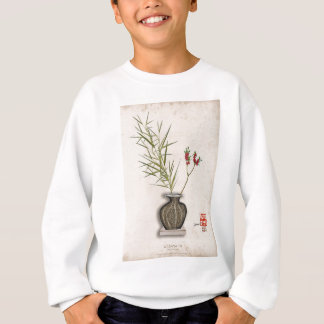 ikebana 8 by tony fernandes sweatshirt