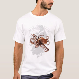 Iker The Octopus T-Shirt