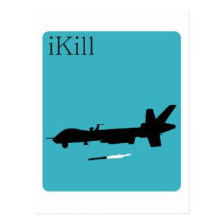 iKill Postcard