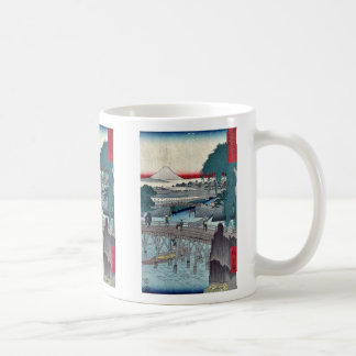 Ikkoku Bridge by Ando,Hiroshige Coffee Mugs