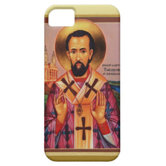 Ikon of orthodox saint case for the iPhone 5