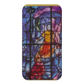 Ikon of stained glass case for the iPhone 4