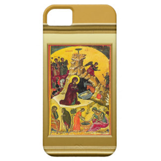 Ikon of the Nativity iPhone 5 Case