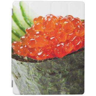 Ikura (Salmon Roe) Gunkan Maki Sushi iPad Cover