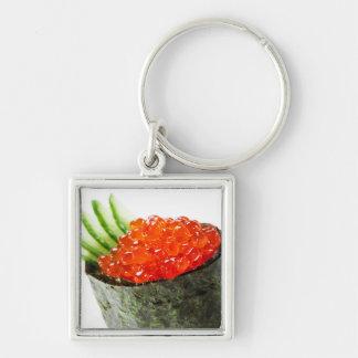 Ikura (Salmon Roe) Gunkan Maki Sushi Key Ring