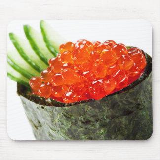 Ikura (Salmon Roe) Gunkan Maki Sushi Mouse Pad