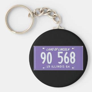 IL64 KEY RING