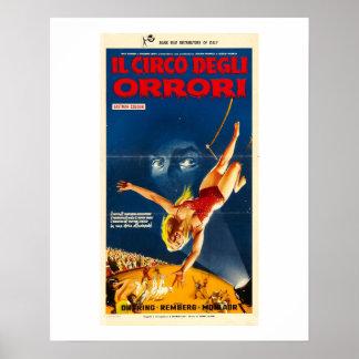 Il Circo Degli Orrori Poster