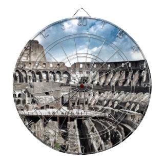 Il Colosseo I gave Rome Dart Board