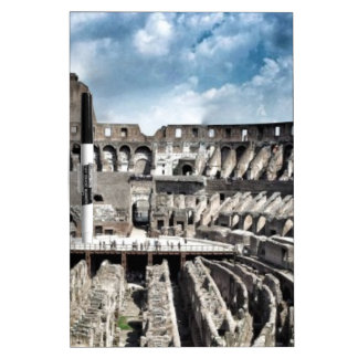 Il Colosseo I gave Rome Dry-Erase Board