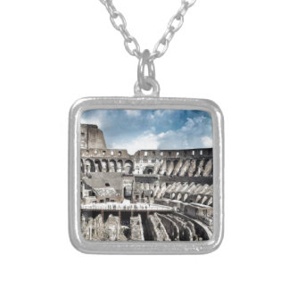 Il Colosseo I gave Rome Necklace