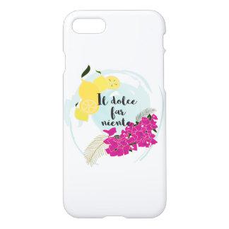 Il dolce far niente iPhone 8/7 case