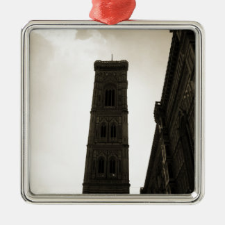 Il Duomo Di Firenze Bell Tower Christmas Ornament