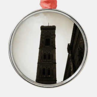 Il Duomo Di Firenze Bell Tower Christmas Tree Ornaments
