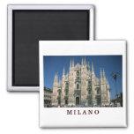 """Il Duomo, Milan, Italy"" magnet"
