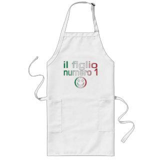 Il Figlio Numero 1 - Number 1 Son in Italian Long Apron