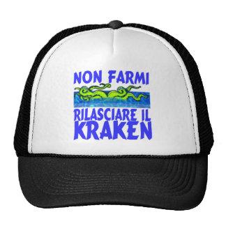 Il Kraken Trucker Hat