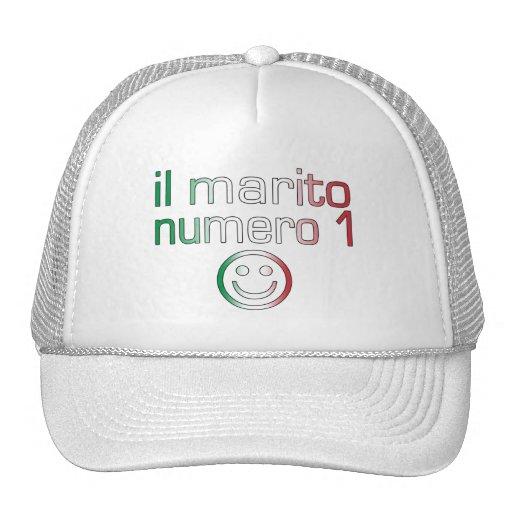 Il Marito Numero 1 - Number 1 Husband in Italian Hats