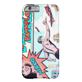 il mistero di pamaplos phone case barely there iPhone 6 case
