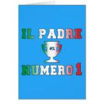 Il Padre Numero 1 #1 Dad in Italian Father's Day