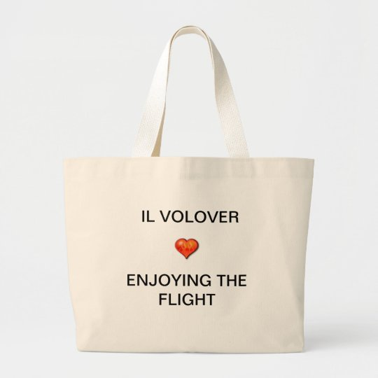 IL VOLOVER LARGE TOTE BAG