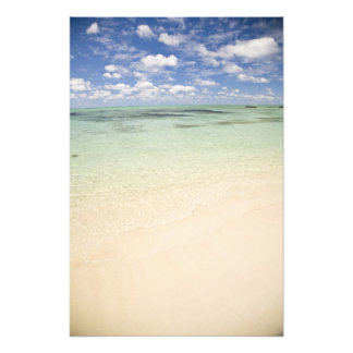 Ile Aux Cerf, most popular day trip for 3 Photo Print