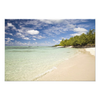 Ile Aux Cerf most popular day trip for Photo Print