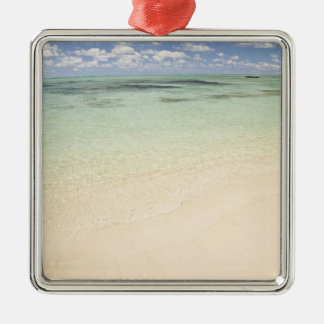 Ile Aux Cerf, most popular day trip for Silver-Colored Square Decoration