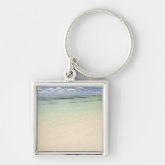 Ile Aux Cerf, most popular day trip for Silver-Colored Square Key Ring