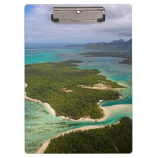 Ile Aux Cerfs, Mauritius Clipboard